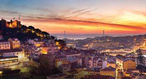 Roteiro turístico em Lisboa para fazer com a sua amante